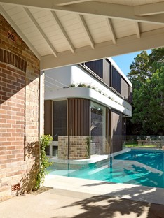 Luigi Rosselli Architects Pool House a Randwick