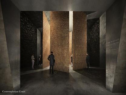 Adjaye Associates, Ron Arad Architects UK Holocaust Memorial Londra