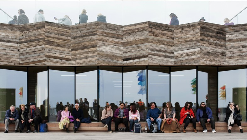 Hastings Pier vince il RIBA Stirling Prize 2017