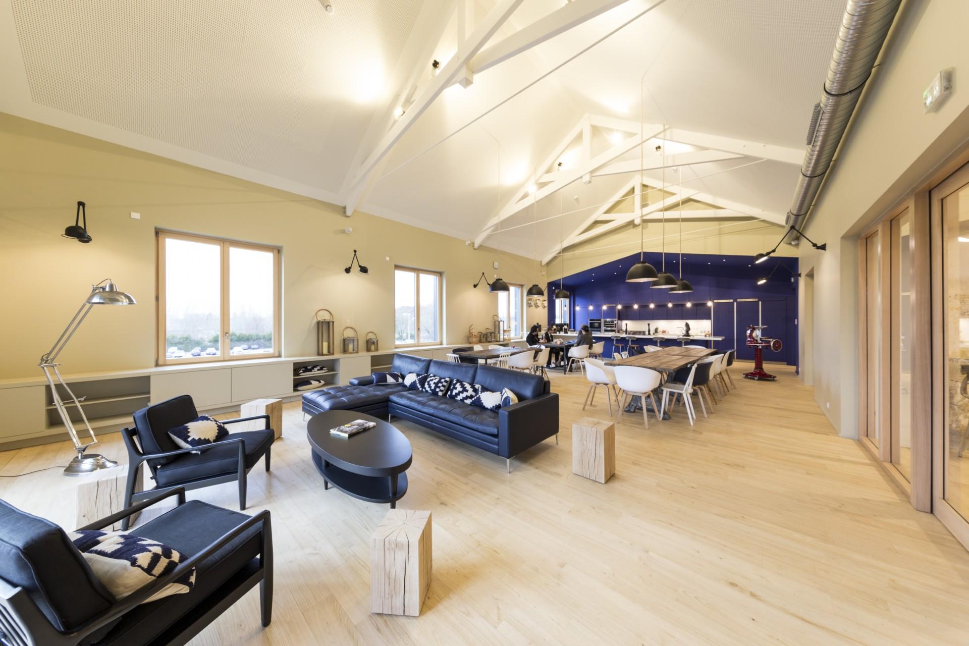 Encore Heureux architectes 507 Fab House di Hutchinson