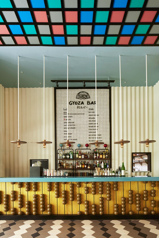 Gyoza Bar di alvinT