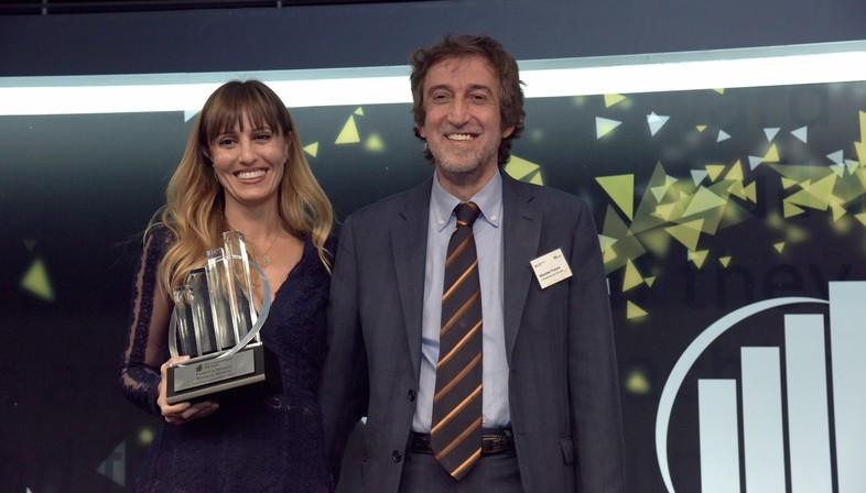 Iris Ceramica Group ai premi EY L'imprenditore dell'Anno