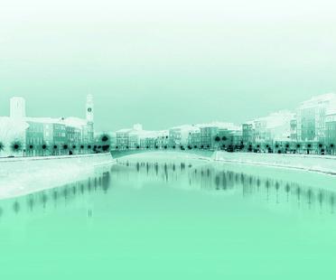 Le Città e L'Acqua 2 edizione Biennale di Architettura di Pisa