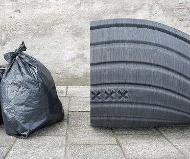 The New Raw e la stampa 3D con i rifiuti plastici