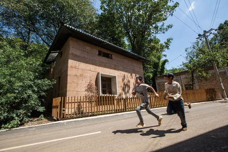 La casa prototipo del Guangming Village è World Building of The Year 2017