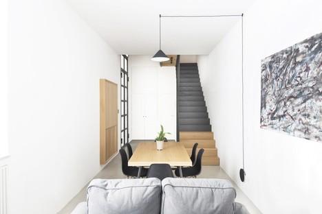 Studio DiDeA Existenz Minimum una casa origami a Palermo