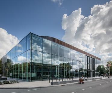 Cepezed Westland Town Hall una serra per i cittadini di Naaldwijk