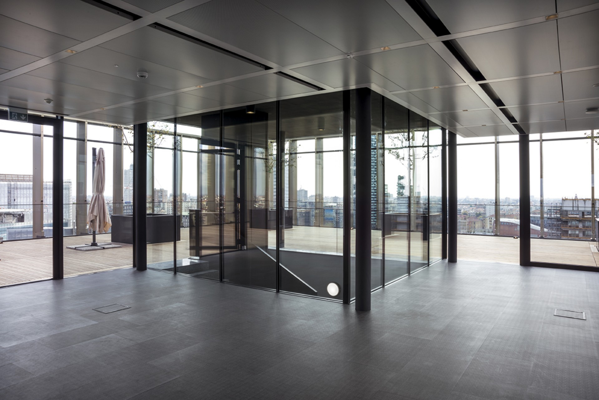 Lombardini22 L22 Urban & Building S32 Fintech District Torre Sassetti Milano