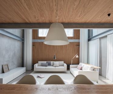Rusty House di OK Plan: rinnovare la casa arrugginita