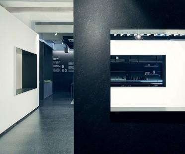 FirstCry Office di RIGIDesign: il cinema in un ufficio