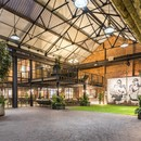 BPN Architects da ex fabbrica a spazio creativo The Compound  Birmingham