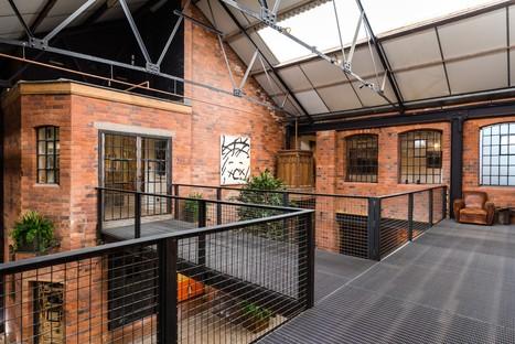 BPN Architects da ex fabbrica a spazio creativo The Compound  Birmingham