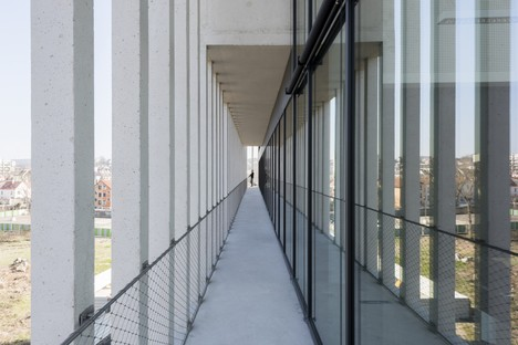 Piuarch IDF Habitat Headquarters Champigny-sur-Marne