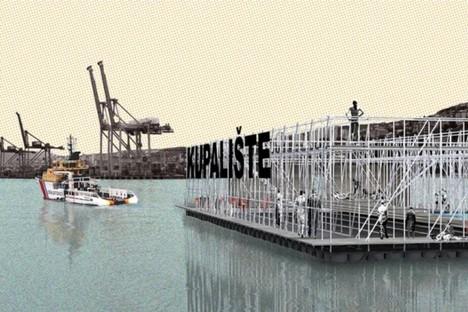 Le architetture degli International Piranesi Award 2017