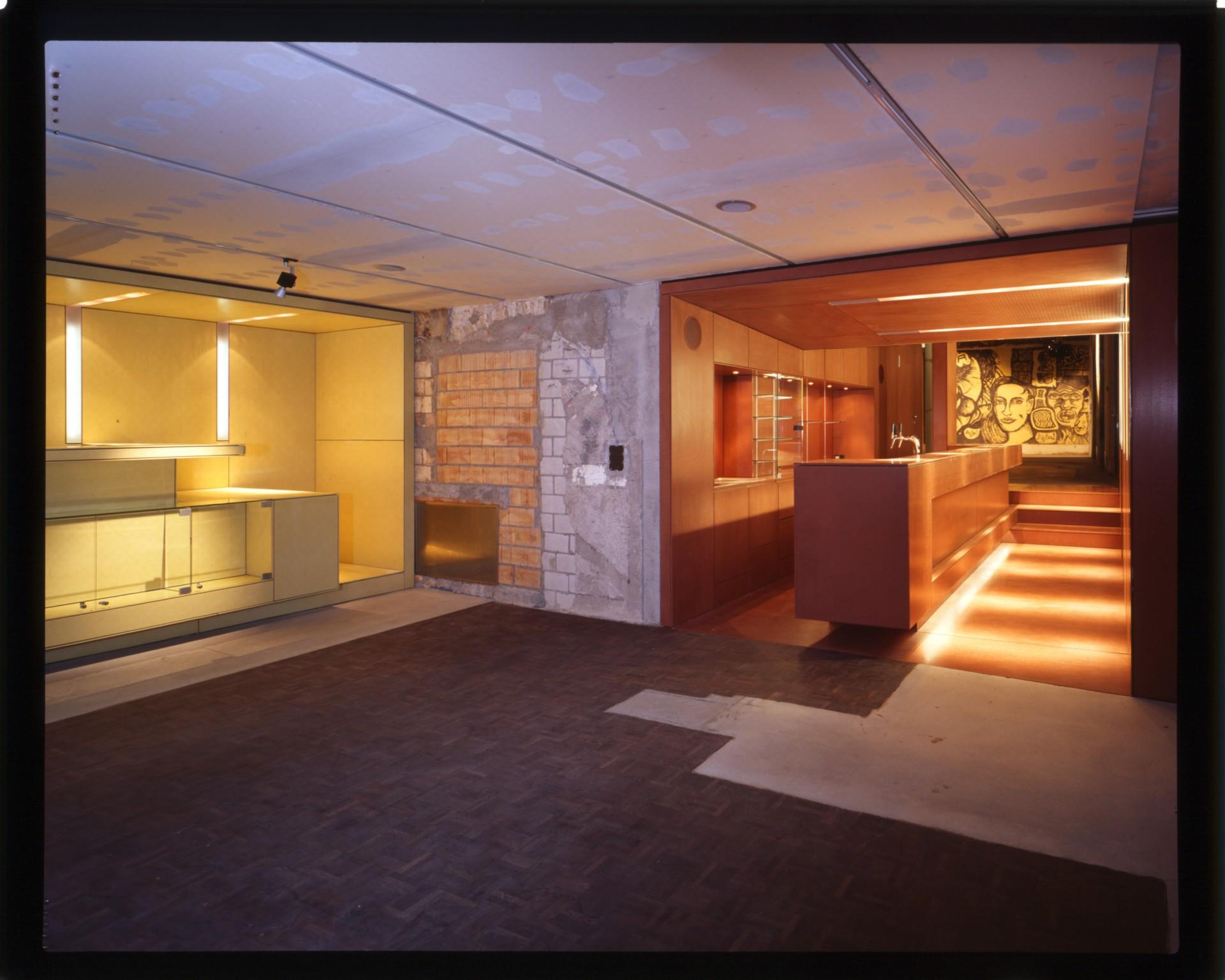 Mostra Rossetti + Wyss Architekten - fingerprints Parigi