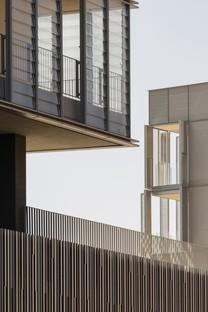 Labics Città del Sole rinnovamento urbano a Roma