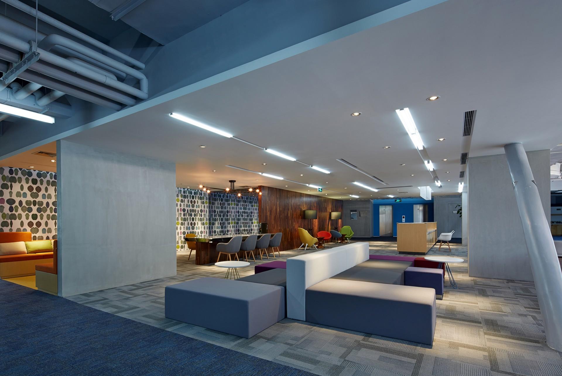 I nuovi uffici di Vanke sono firmati BLVD