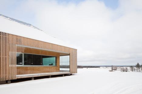 Centenario dell'indipendenza e Architetture in Finlandia