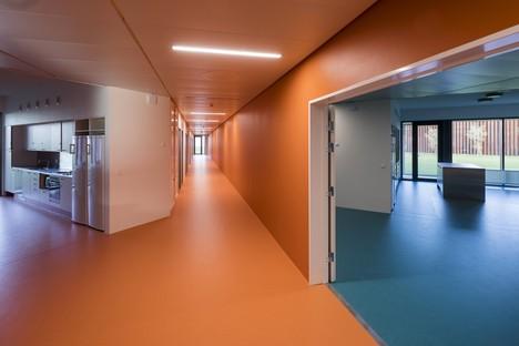 C.F. Møller Architects Storstrøm Prison una prigione dal volto umano