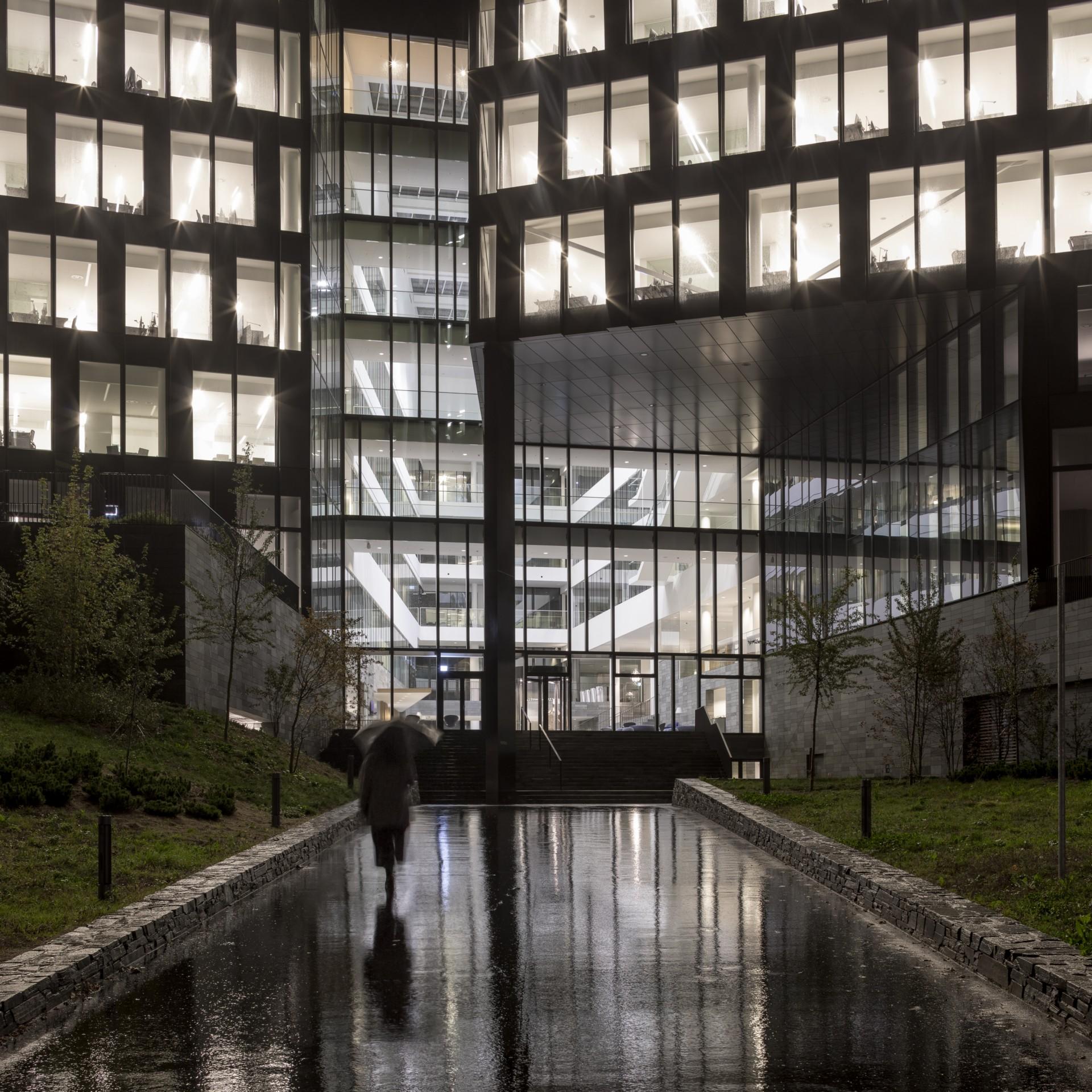 Henning Larsen Architects Headquarter Nordea Copenhagen