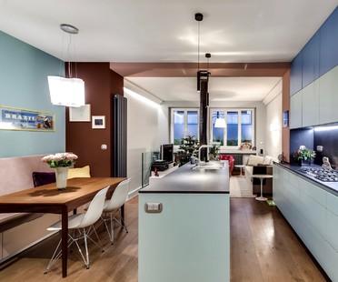 Pisi Design Architects Appartamento agli Champ de Mars Parigi