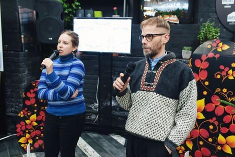 Premiazione Next Landmark SpazioIris Moscow