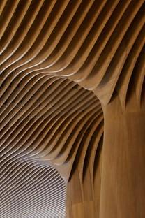 Zaha Hadid Architects CityLife Shopping District Milano