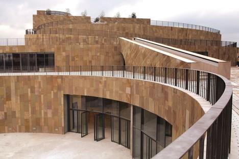Mostra Il Territorio dell'Architettura – Gregotti e Associati 1953_2017