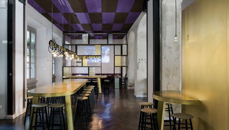 Vudafieri-Saverino Partners DRY Milano interior per il food&beverage