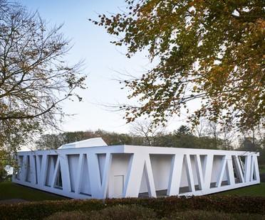 Henning Larsen Architects Art Pavilion Videbæk Danimarca