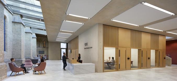 Stanton Williams Simon Sainsbury Centre Cambridge