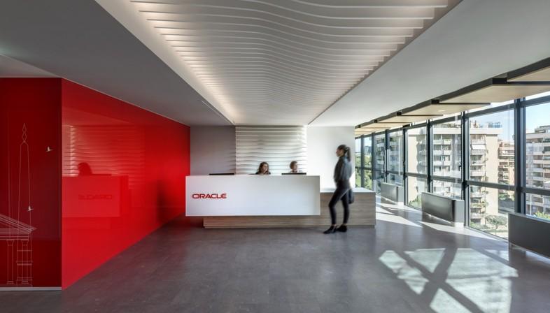 DEGW di Gruppo Lombardini22 per Oracle Italia a Roma