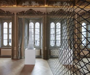 Mostra Sol LeWitt Between the Lines e l'architettura