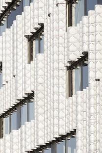 Hardel Le Bihan Architectes Residence Odalys City Parigi