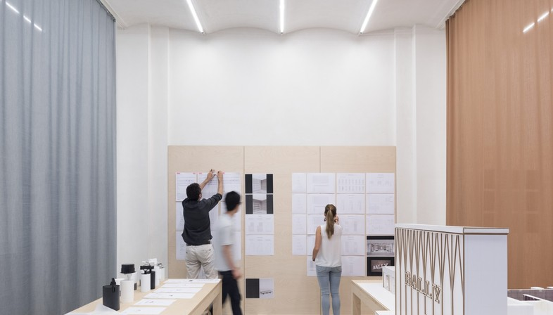 David Chipperfield E L Architettura Una Mostra A Vicenza Floornature