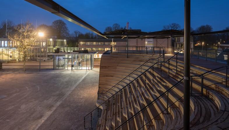 Powerhouse Company Padiglione Obe a Leeuwarden Capitale Europea della Cultura 2018