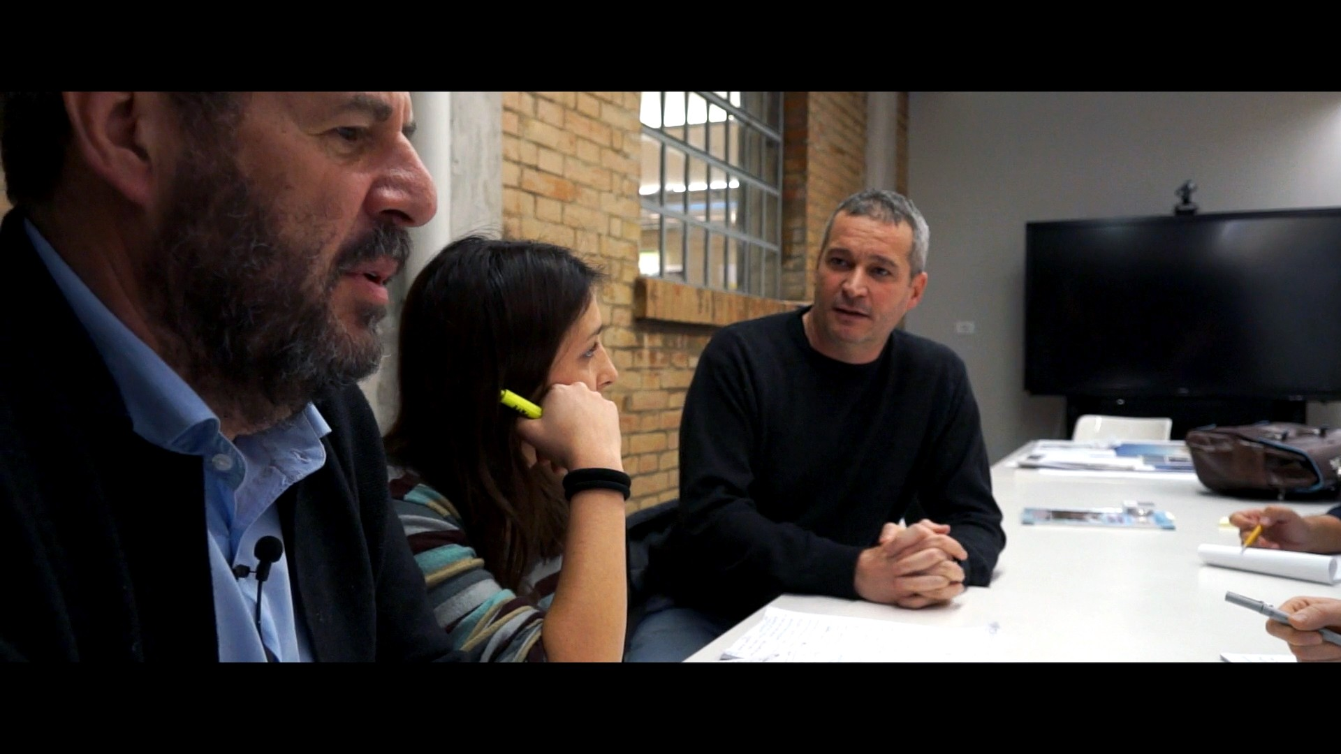 SpazioFMG presenta The Architects Series – A documentary on: MC A Mario Cucinella Architects