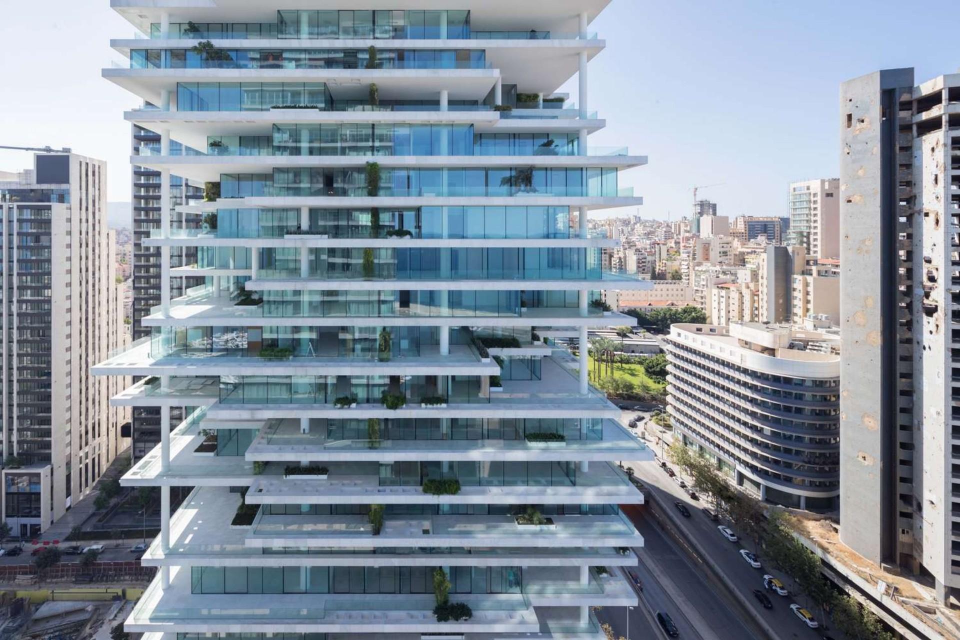 I Grattacieli più belli di Africa e Medio Oriente per il CTBUH Awards 2018