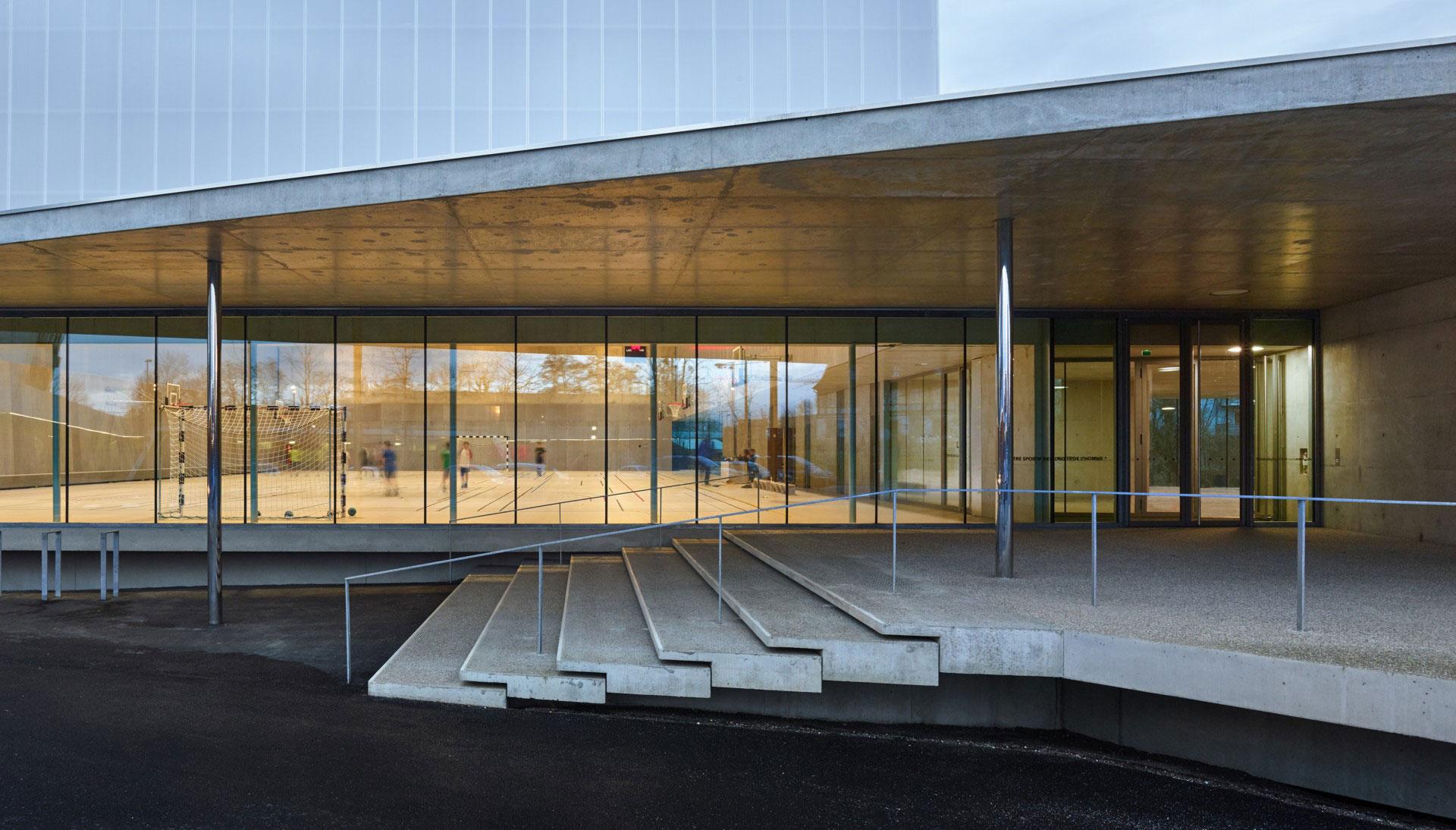 Dominique Coulon & associés Centro sportivo Diritti dell'Uomo Strasburgo