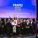 Interior design vincitori del Frame Awards al Westergasfabriek Amsterdam