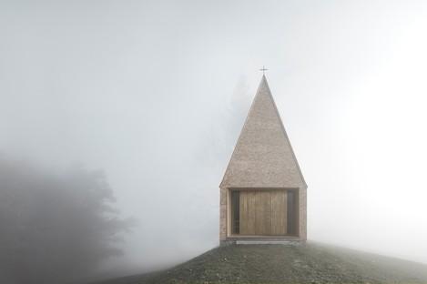 Architettura e natura due progetti di Bernardo Bader Architekten