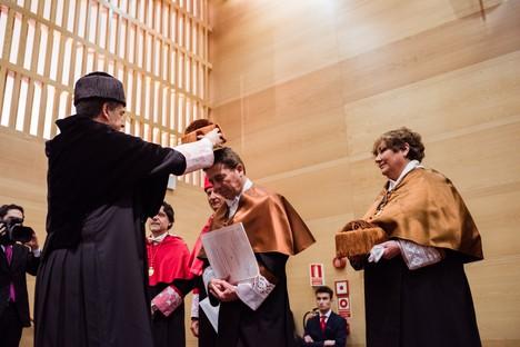 Alberto Campo Baeza Piranesi Prix de Rome e Laurea Honoris Causa