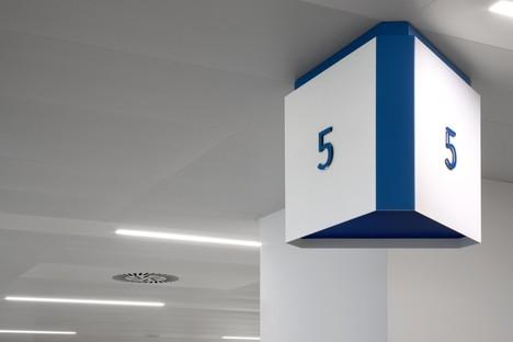 FUD Lombardini22 Physical Branding Passerella pedonale e Ingresso per Trieste Airport