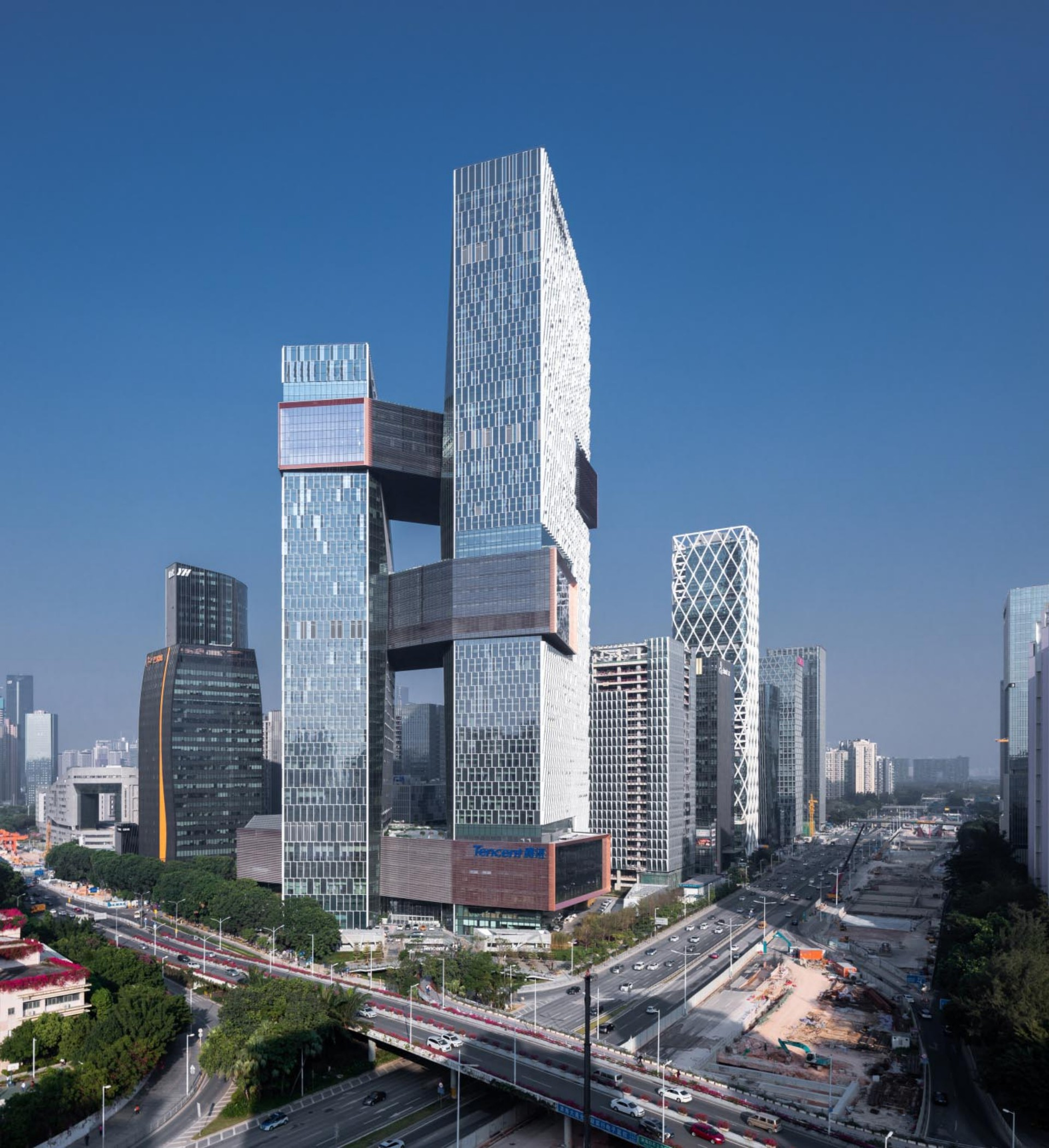 I Grattacieli più belli in Asia e Australia al CTBUH Awards 2018