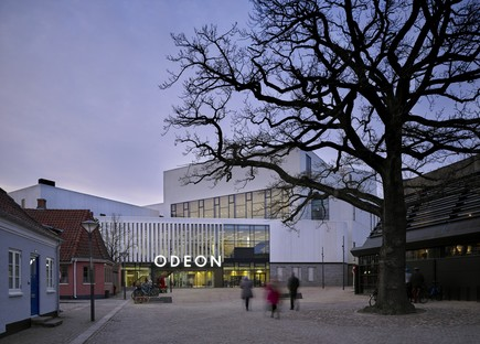 C.F. Møller Architects Odeon Music and Theatre Hall a Odense