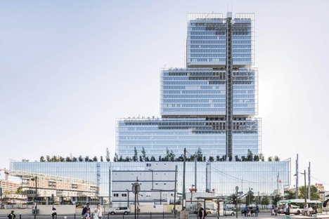 Renzo Piano Building Workshop Palazzo di Giustizia di Parigi