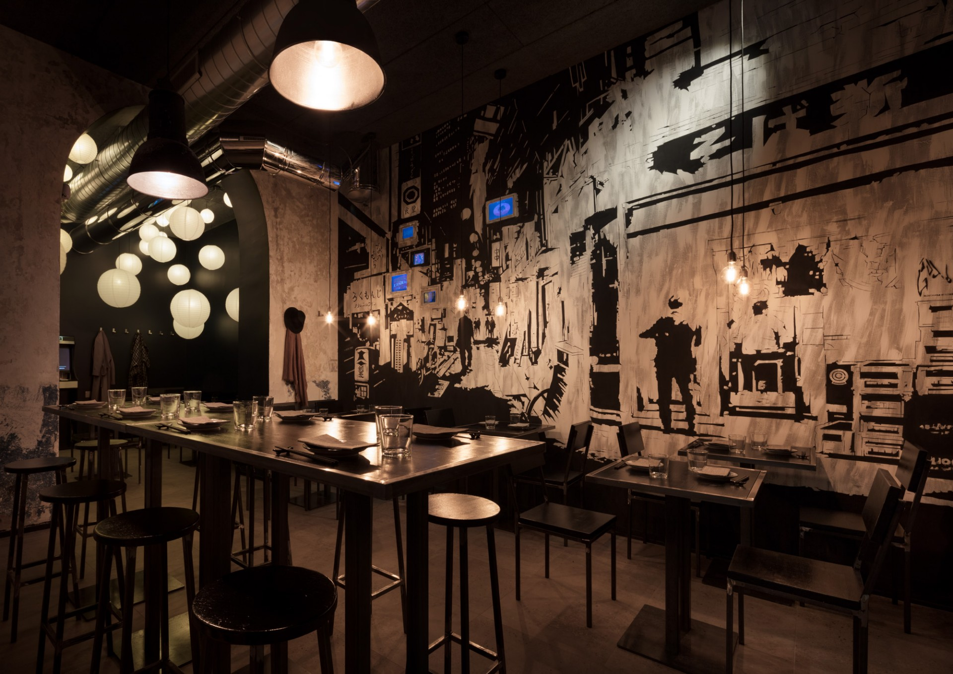 Atmosfere giapponesi a Milano tra interior design e arte   Floornature