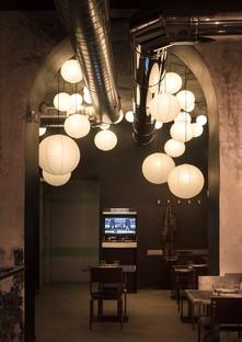 Atmosfere giapponesi a Milano tra interior design e arte