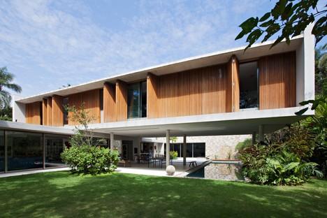 AMZ e Perkins + Will vivere in simbiosi con il giardino a San Paolo – Brasile