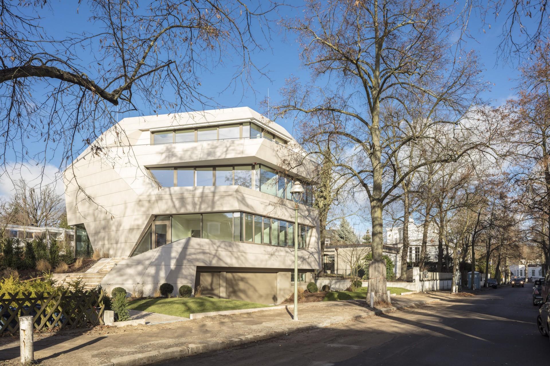 GRAFT Villa M Residenza unifamiliare a Berlino